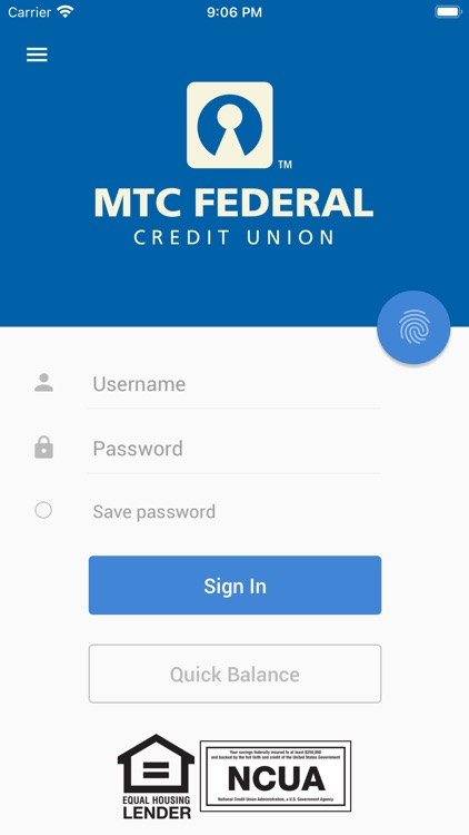 MTC Federal Mobile Banking