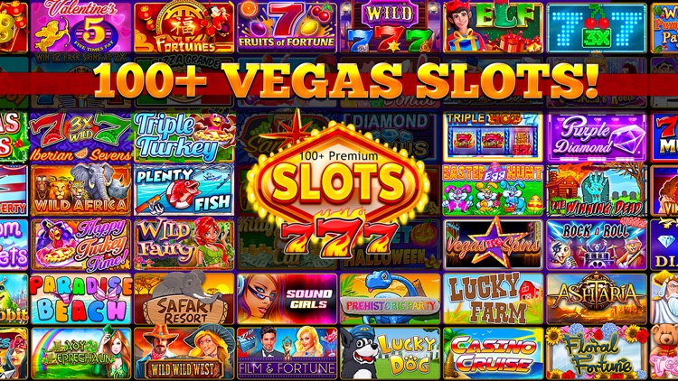 Vegas Slots Galaxy Casino screenshot-0