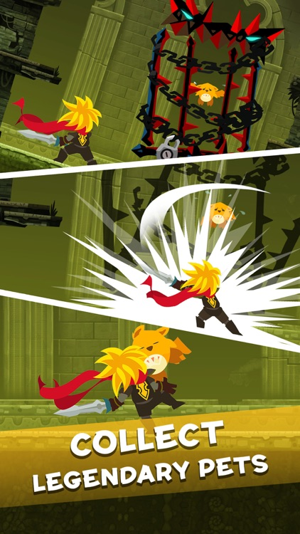 Tap Titans 2 - Hero Legends screenshot-7