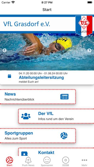 VfL GrasdorfScreenshot von 2