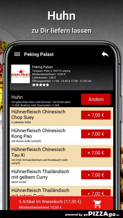 Peking Palast Leipzig screenshot 5