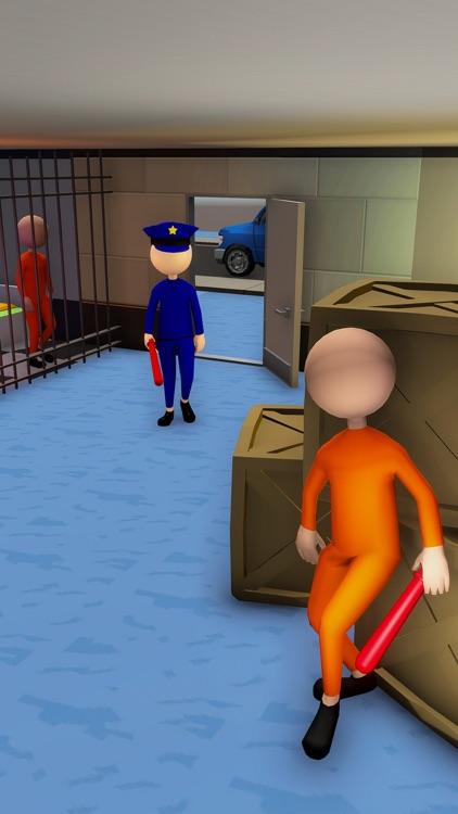 Prison Breakout Mission screenshot-3