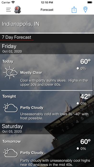 WTHR Live Doppler 13 Weatherのおすすめ画像3
