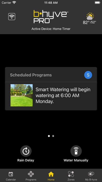 b-hyve pro Screenshots