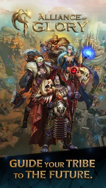 Alliance of Glory screenshot-4