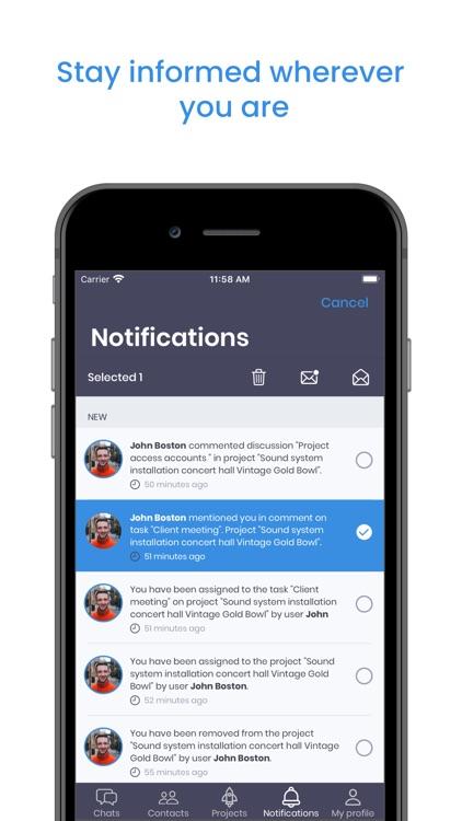 Gauss Box Mobile screenshot-9