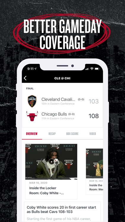 Chicago Bulls screenshot-5