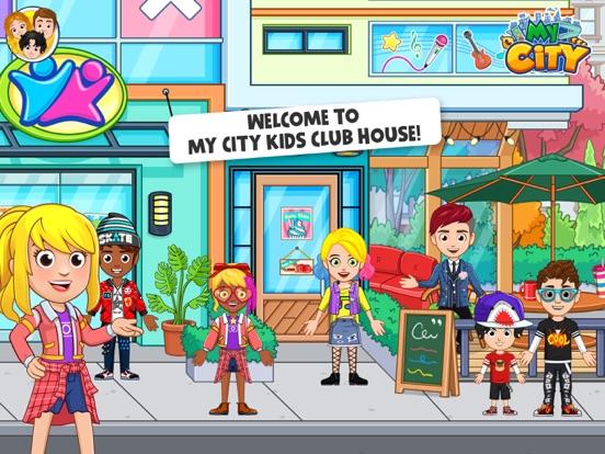 My City : Kids Club House screenshot 7