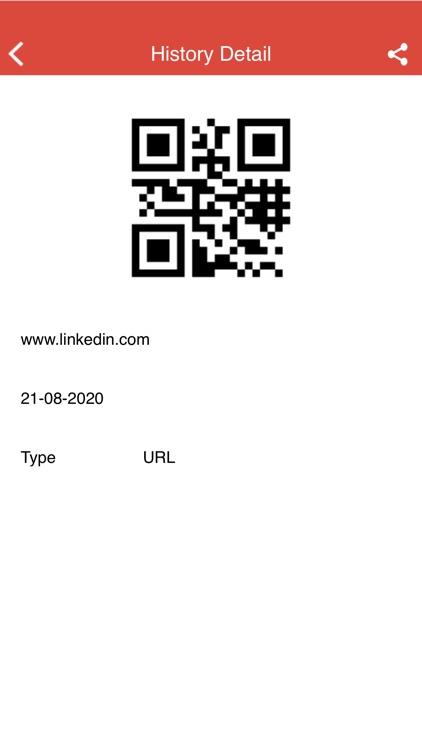 Advanced QR Code & Barcode PRO screenshot-7