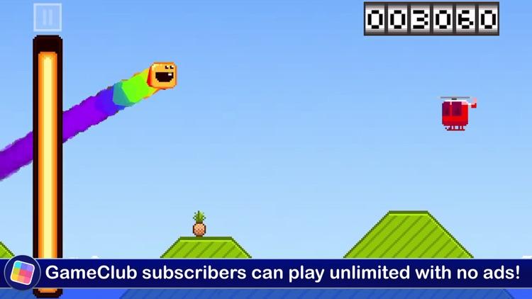 Baby Lava Bounce - GameClub screenshot-4