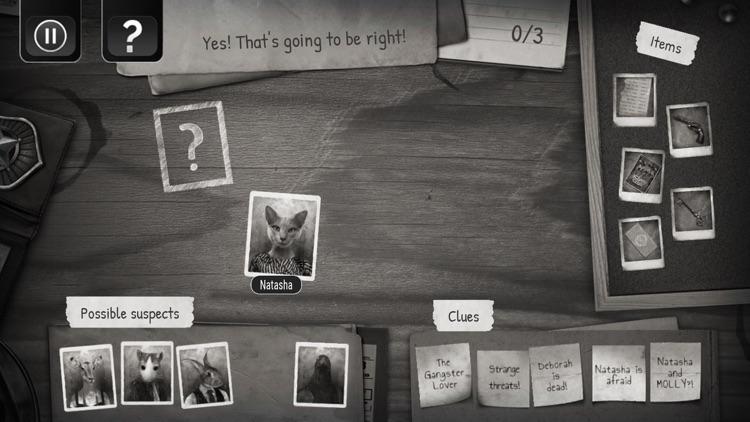 Chicken Police screenshot-5