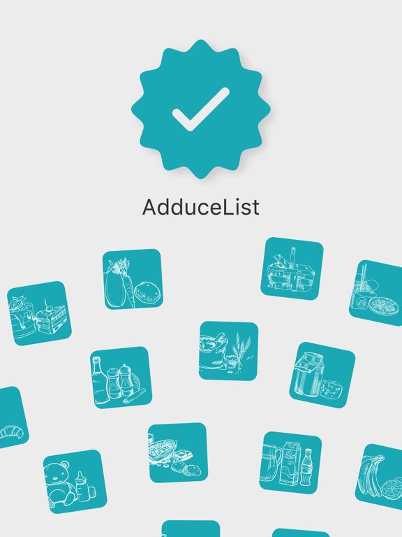 AdduceList screenshot 7