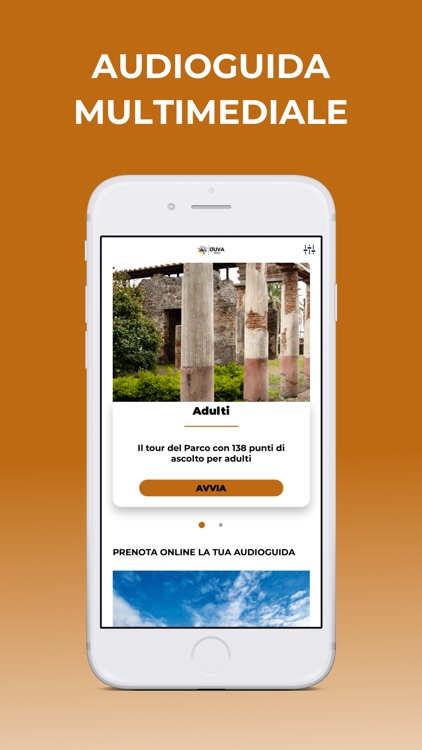 Pompei audioguida