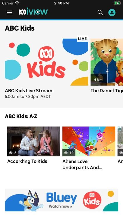 ABC iview screenshot-3