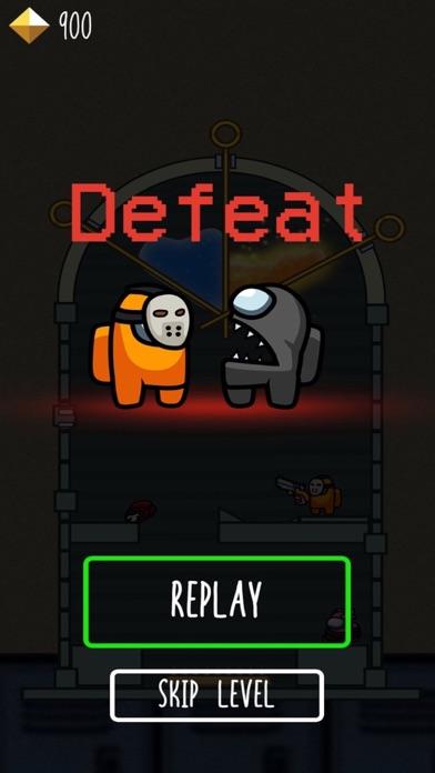 Impostor War - Rescue Task Screenshot on iOS