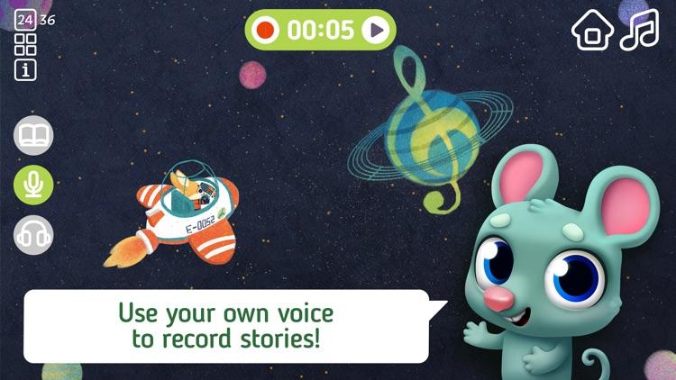 Little Stories: Bedtime Books screenshot-3