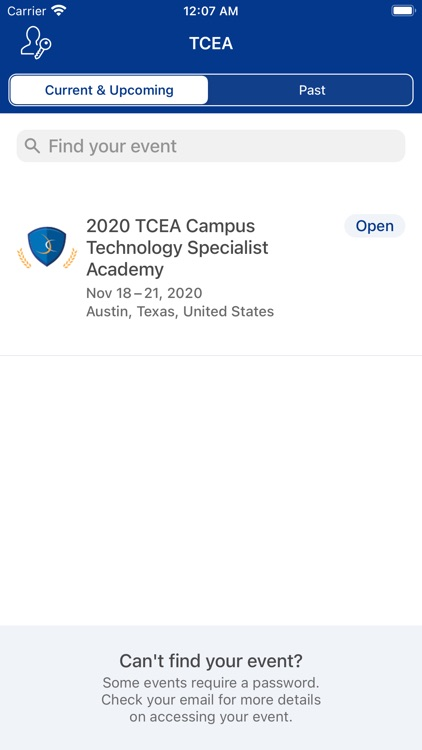 TCEA screenshot-1