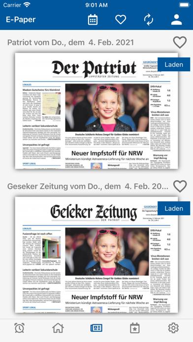 messages.download Der Patriot Lippstadt software