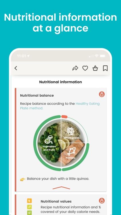 Nooddle - Easy healthy recipes screenshot-8