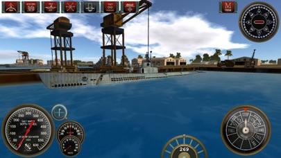 Silent Depth Submarine Sim Screenshots