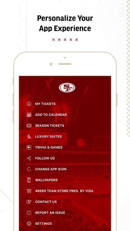 San Francisco 49ers screenshot-3