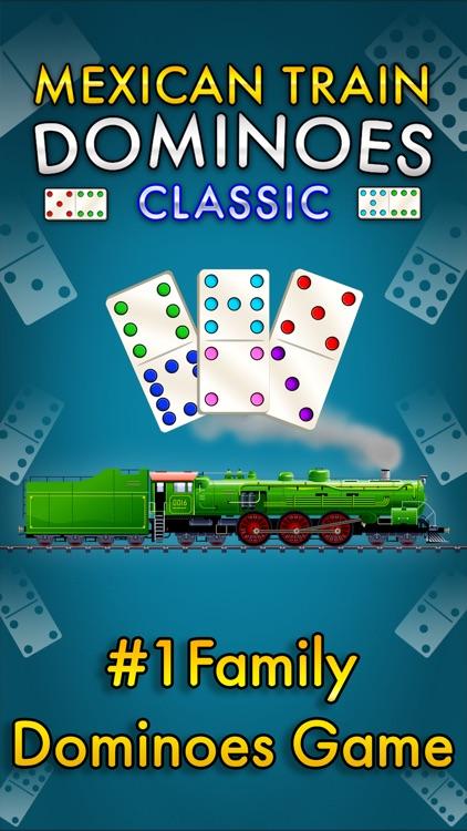 Mexican Train Dominoes Classic screenshot-4