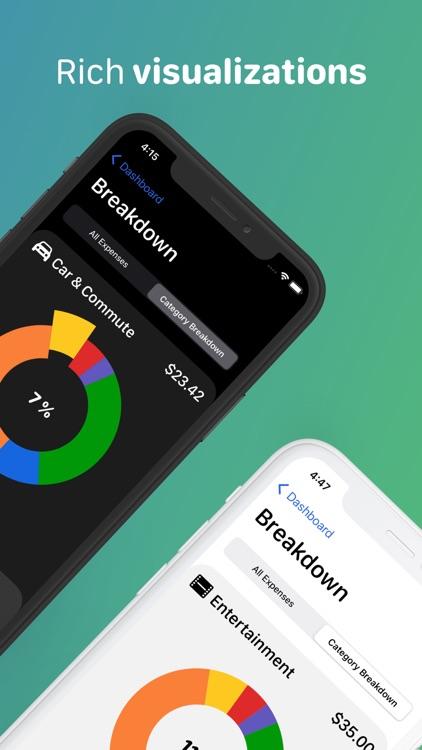 Money Flow - Expense Tracker screenshot-4
