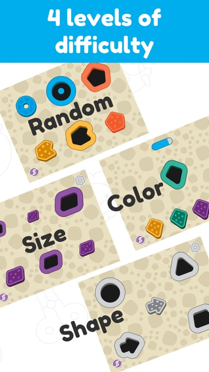 Baby Puzzle: Shapes and Colors