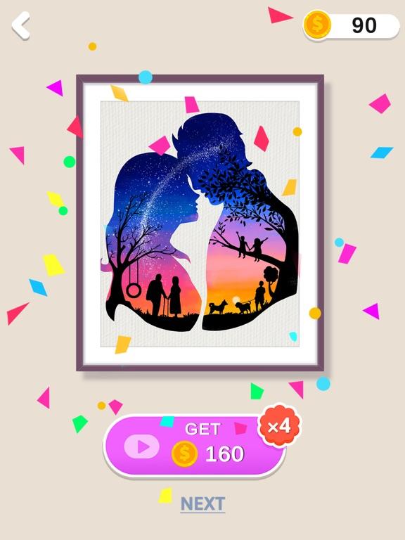 Silhouette Art screenshot 10