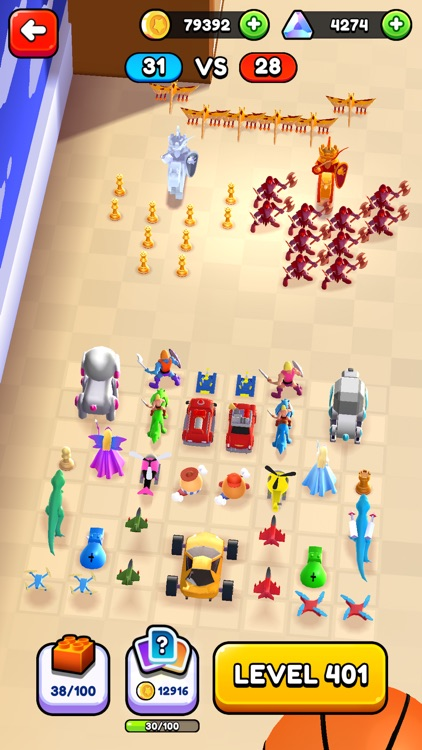 Toy Warfare screenshot-4