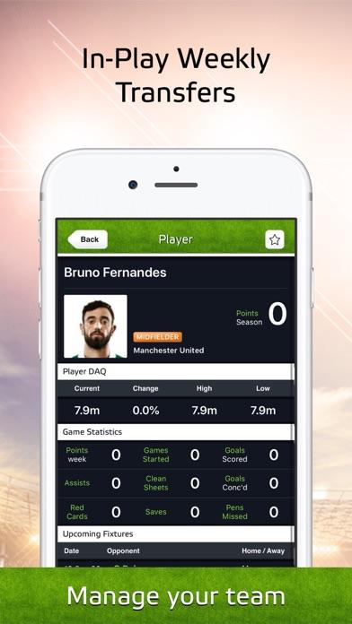 Fantasy Hub - Football Manager screenshot