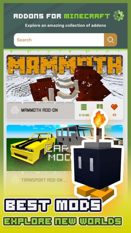 Just ๏ Mods for Minecraft screenshot-3