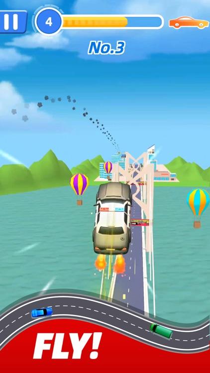 Idle Car Dealer:Tycoon & Racer screenshot-3