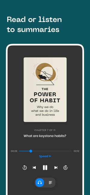 Headway: Books' Key Ideas on the App Store