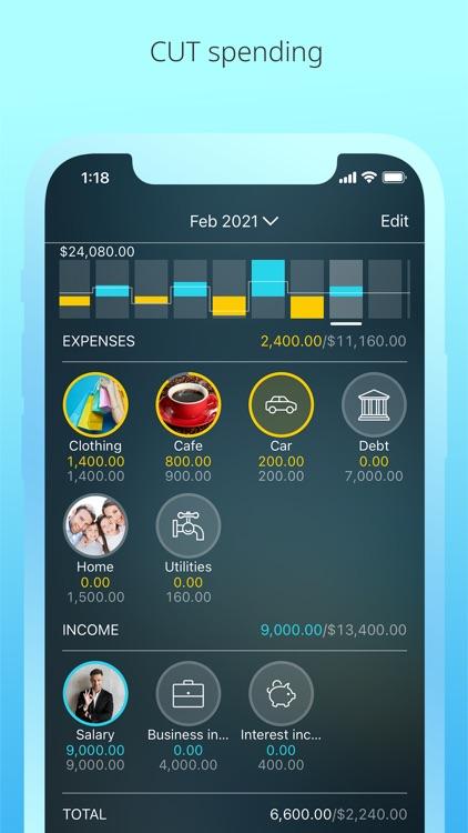 Money Pro: Personal Finance AR screenshot-0