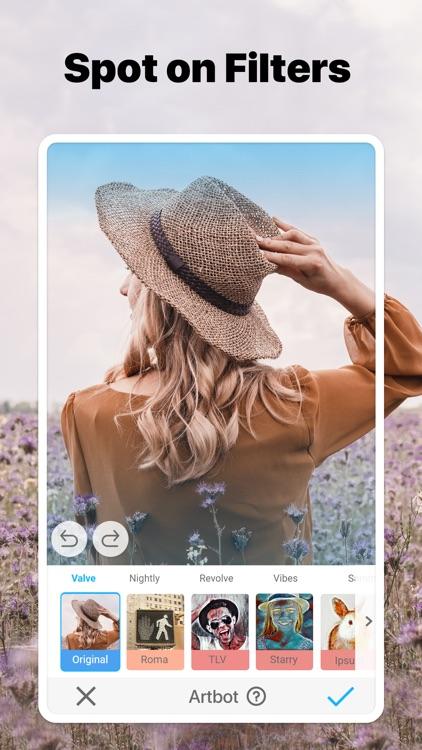 Selfix - Photo Editor screenshot-4