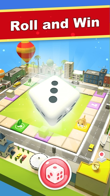 Lucky Dice 3D - Win Big Bonus
