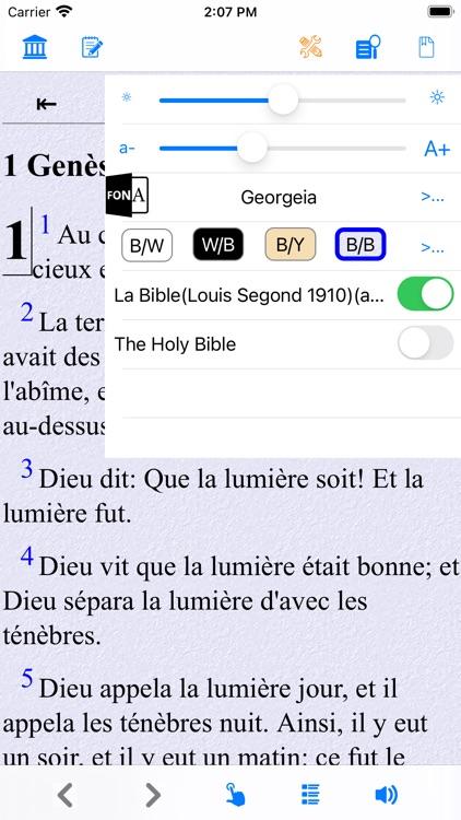 La Bible(Louis Segond 1910) screenshot-3