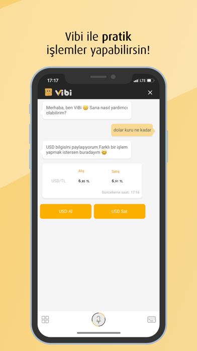 VakıfBank Mobil Bankacılık iphone ekran görüntüleri