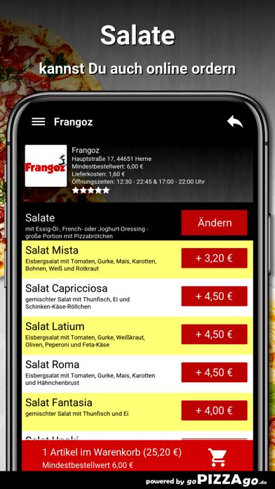 Frangoz Herne screenshot 5