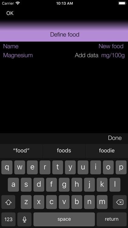 Magnesium Counter & Tracker screenshot-8