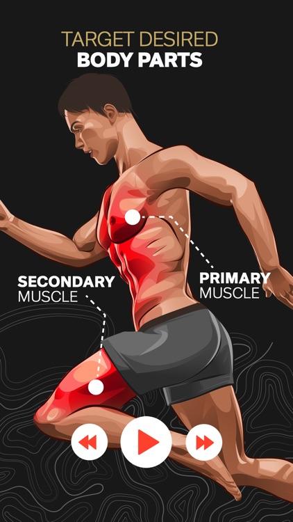 MuscleMan - Personal Trainer screenshot-3