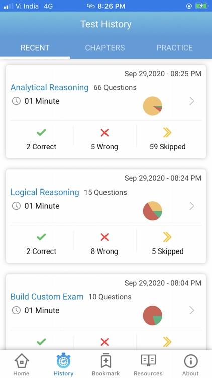 CLIFFSTEST LSAT EXAM PREP APP screenshot-4