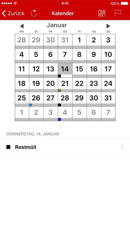 Abfall-App Neckar-Odenwald screenshot-3