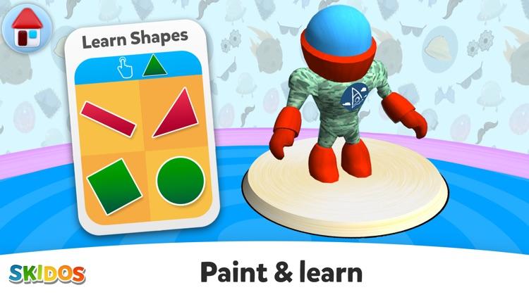 Coloring games: for kids 2-6 screenshot-6
