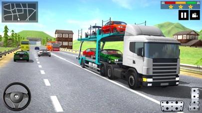 自動車輸送トラックゲーム2020のおすすめ画像5