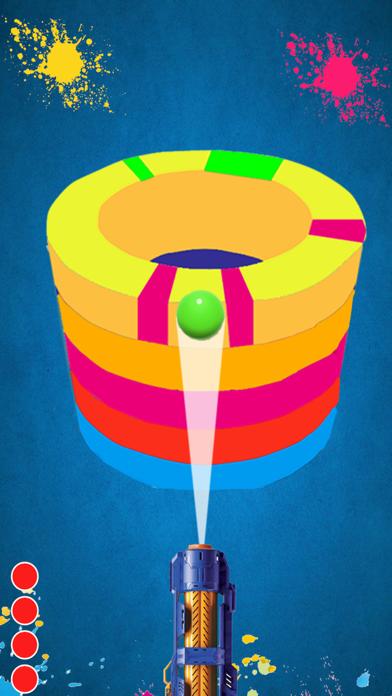 PaintBall Hitting:Tower Blast screenshot 2