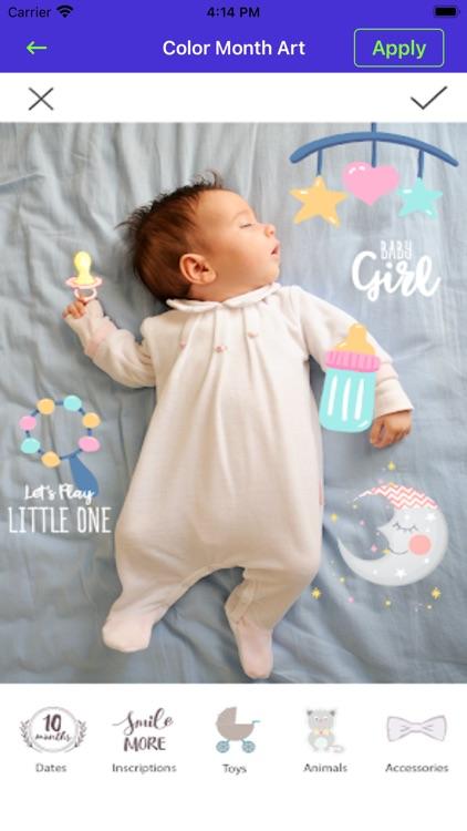Baby Born Photo & Video Editor screenshot-7