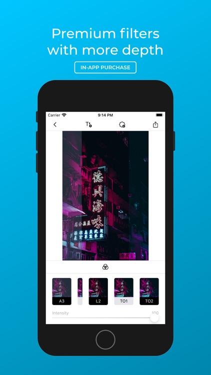 Peel - Add Text to Photos screenshot-4