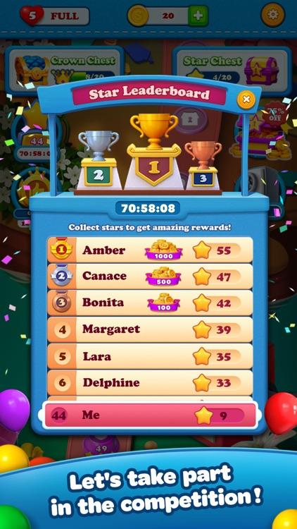Bubble Shooter Birdpapa Pop screenshot-3